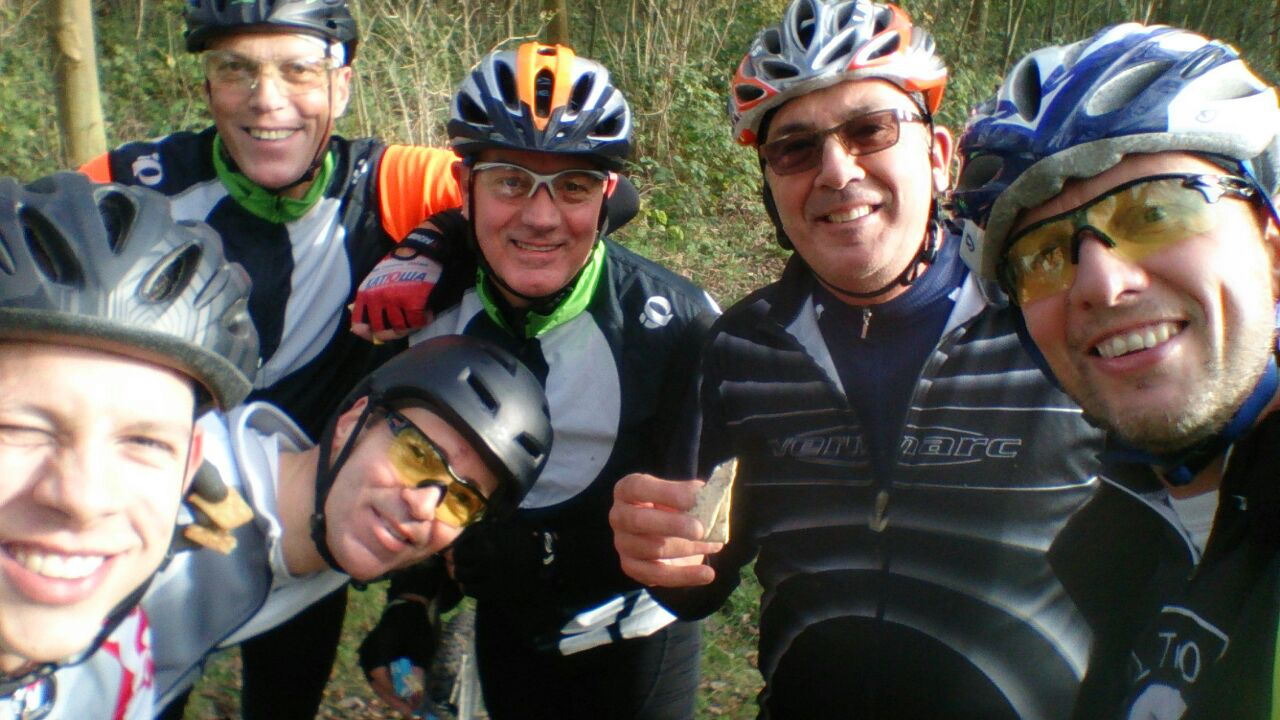Photo of Mountainbike zondag 09-11-14