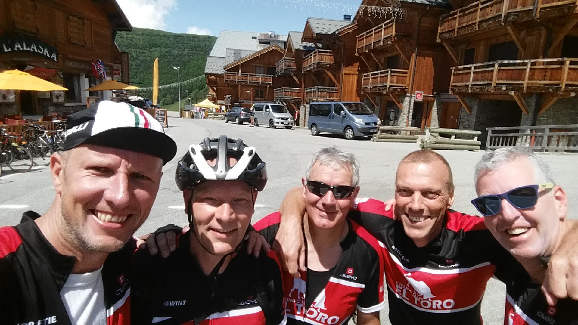 Photo of 2015 Fietsvakantie Alpe d'Huez