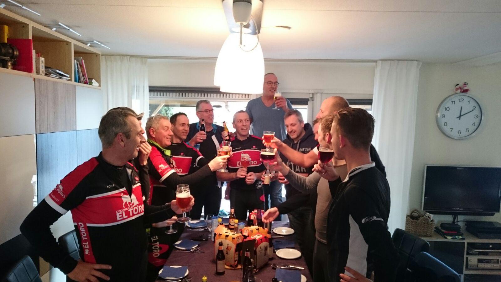 Photo of De eerste rit van 2016; Nieuw jaar, Nieuwe kansen!