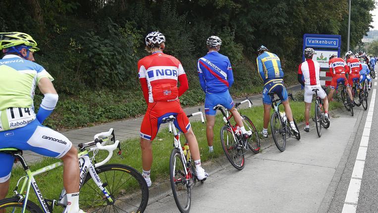 Photo of Zondag 23 juli Trainings- ronde met de Markies