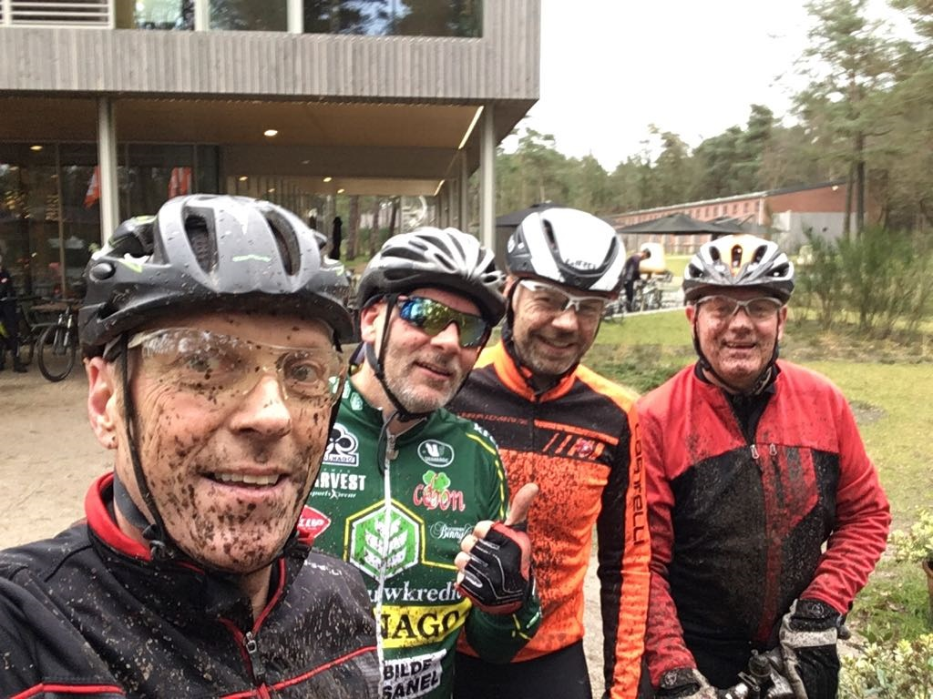 Photo of Oudejaars MTB tocht 2017