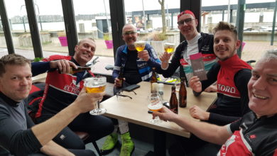 Photo of 12 januari MTB ritje met de Toro's